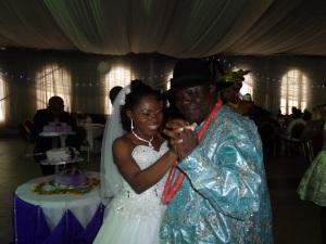 Anne and Mr Uba