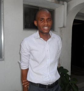 Mr Emeke Ndego