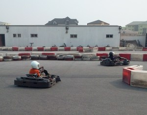 Go-Carting at GET Arena