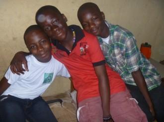 Three FLA Kids