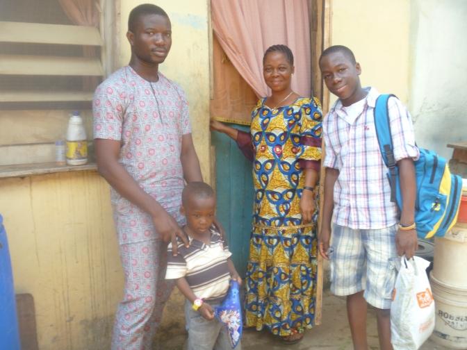 Gbenga's Easter Story