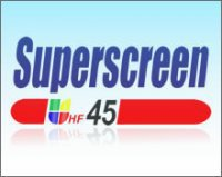 Superscreen Television