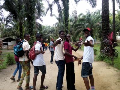 The Fair Life Africa Big Kids!