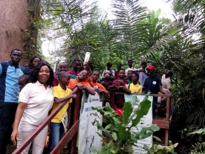 Fair Life Africa Family at Lufasi Park
