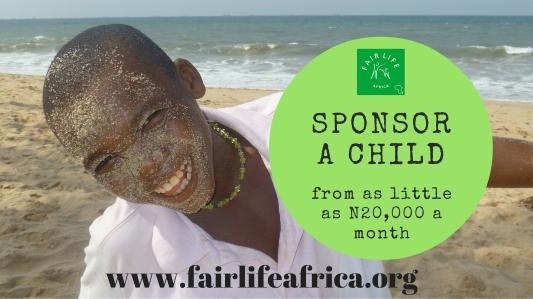 Sponsor a child