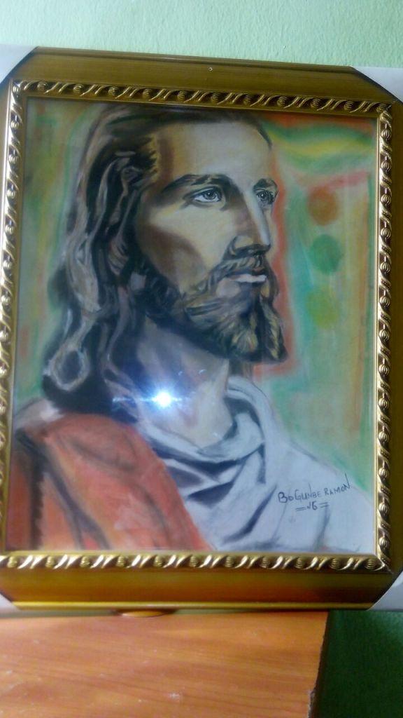 ramons-jesus-painting